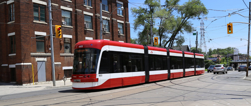 How Does the Location of Public Transit Affect Home Prices in Toronto?