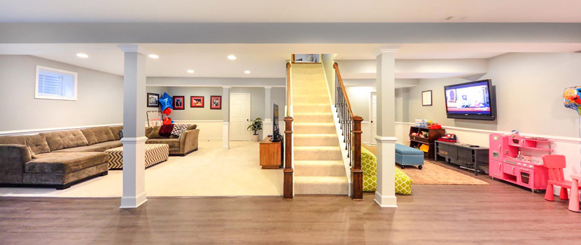 Finishing Your Basement – What Is The Impact on the Value of Your...